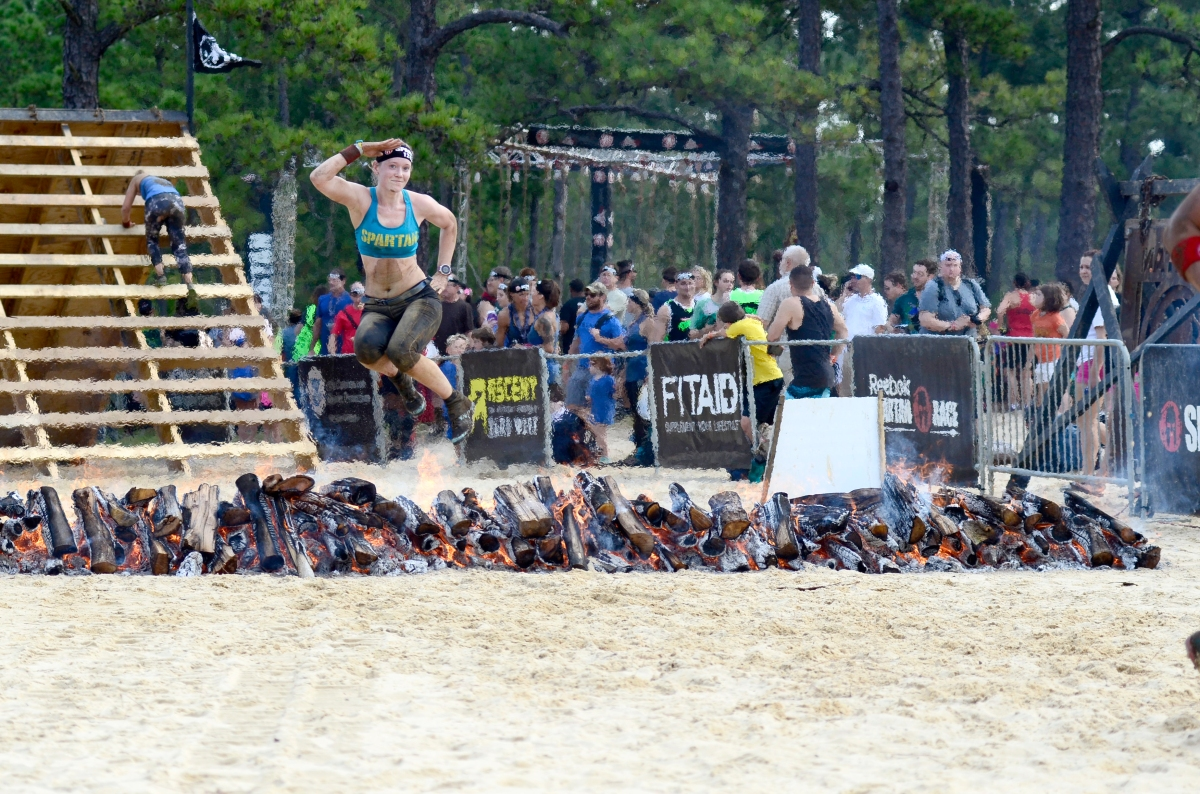Fort Bragg Spartan Race, 2016