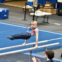 Gymnastics Meet with the Nikon D500