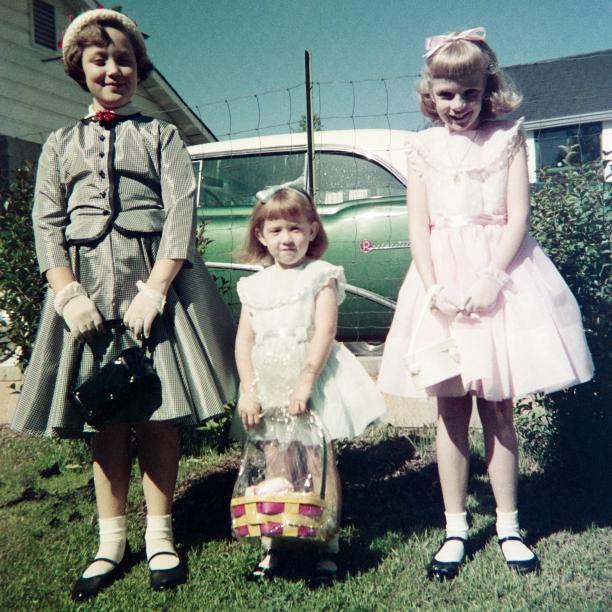 Kodak, medium format color film from the 1950's.
